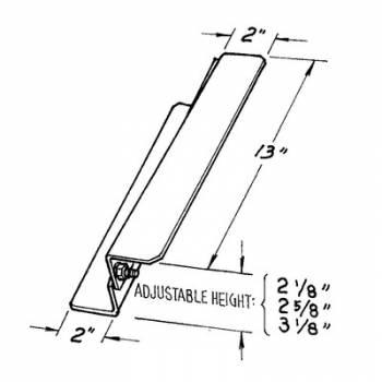 Jaz Products - Jaz Universal Seat Mount Kit