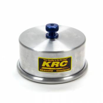 "Kluhsman Racing Components - Kluhsman Racing Components Aluminum Carburetor Cover Assembly (1/4""-20 Speed Nut)"