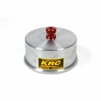 "Kluhsman Racing Components - Kluhsman Racing Components Aluminum Carburetor Cover Assembly (5/16""-18 Speed Nut)"
