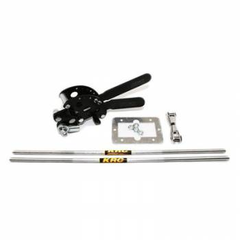 Kluhsman Racing Components - Kluhsman Racing Components Bert Shifter w/ Rod - Clevis Kit & Mounting Plate