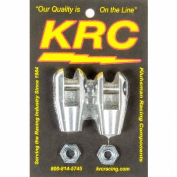 Kluhsman Racing Components - Kluhsman Racing Components Bert Clevis Kit Only (Pins, Fasteners, Yoke) - No Rods or Mounting Plate