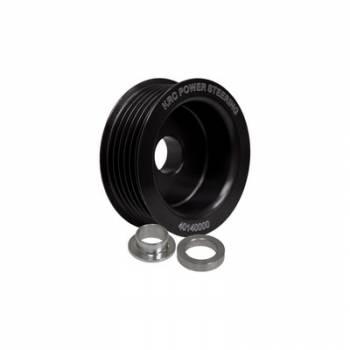 "KRC Power Steering - KRC Alternator Pulley - Denso/Delco - 6-Rib Serpentine - 2.50"""