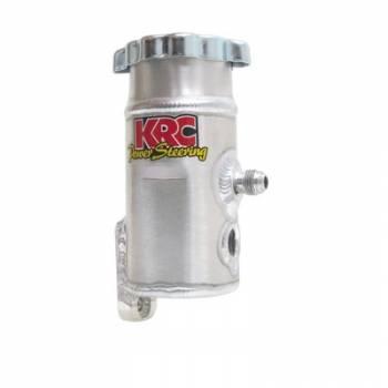 KRC Power Steering - KRC Bolt-On Resevoir Tank - Passenger Side Pump