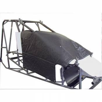 King Racing Products - King Thermal Hood Blanket