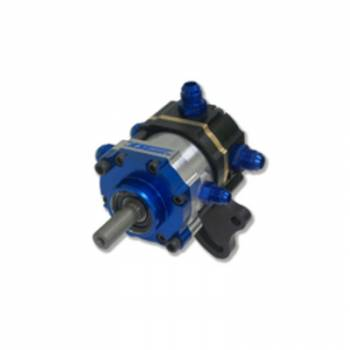 KSE Racing Products - KSE Tandem X Power Steering, Fuel Pump - Bolts to SB Chevy Water Pump