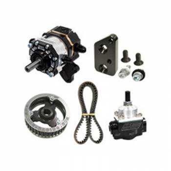 KSE Racing Products - KSE Belt Drive TandemX Pump - Bellhousing Kit