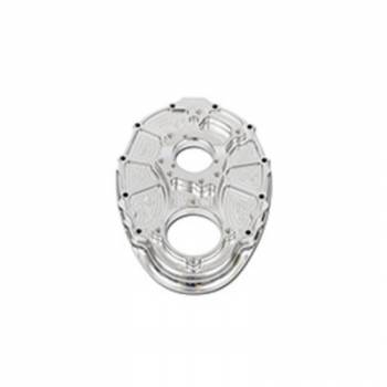 KSE Racing Products - KSE Front Cover - Billet Aluminum - Raised Cam