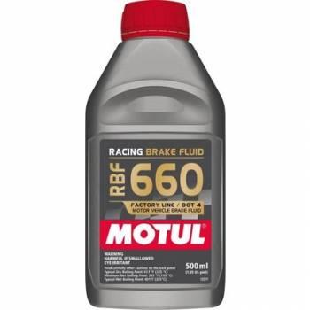 Motul - Motul RBF 660 Factory Line Racing Brake Fluid - 0.5 Liter