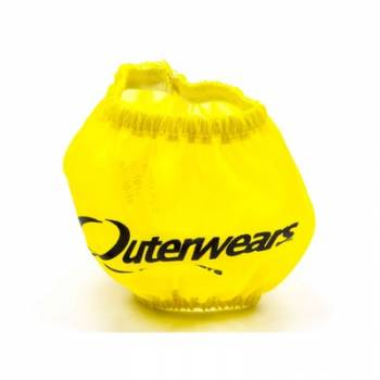 """Outerwears Performance Products - Outerwears 3"""" Breather Pre-Filter - Yellow"""