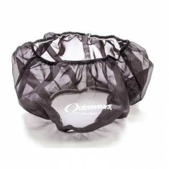 "Outerwears Performance Products - Outerwears Air Filter Pre-Filter Assembly - 14"" x 6"" Element - Black"