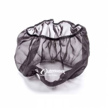 """Outerwears Performance Products - Outerwears Air Cleaner Pre-Filter w/o Top - Black - 11"""" Diameter x 6"""" Tall"""