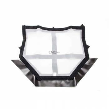 Outerwears Performance Products - Outerwears Speed Screen Kit w/ Loops for Attaching - Fits Modified Race Cars