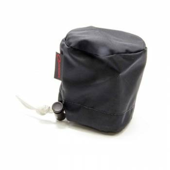 "Outerwears Performance Products - Outerwears 3"" Crank Breather Scrub Bag - Black"