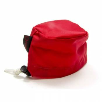 "Outerwears Performance Products - Outerwears 3"" Crank Breather Scrub Bag - Red"