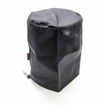 Outerwears Performance Products - Outerwears Magneto Scrub Bag - Fits 4/6/8 Cylinder Large Size Caps - Black
