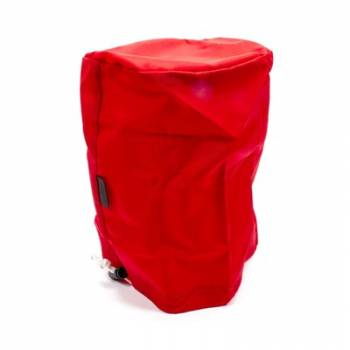 Outerwears Performance Products - Outerwears Magneto Scrub Bag - Fits 4/6/8 Cylinder Large Size Caps - Red