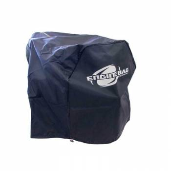 Outerwears Performance Products - Outerwears Engine Scrub Bag - Black