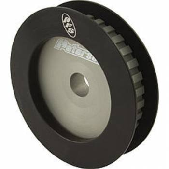 "Peterson Fluid Systems - Peterson Alternator Gilmer Drive Pulley - 32 Tooth - .580"" Bore - w/ Belt Flanges"
