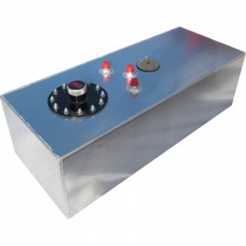RCI - RCI 15 Gallon Aluminum Fuel Cell - Fill Cap - Sending Unit