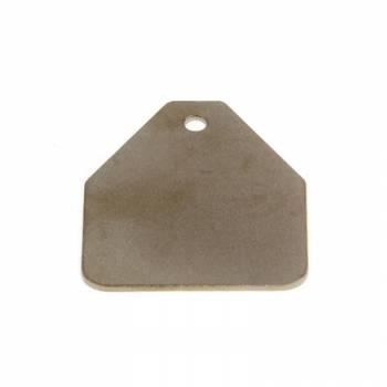"Ultra-Lite Brakes - Ultra-Lite Titanium Heat Shield .065"" Thick. for Ultra-Lite Brakes 100 Series Floating Caliper"
