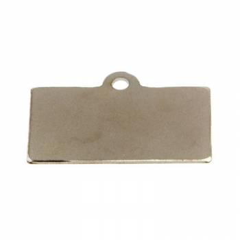 Ultra-Lite Brakes - Ultra-Lite Titanium Heat Shields for R/R Caliper.