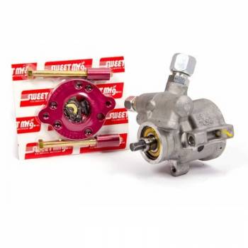 Sweet Manufacturing - Sweet Pto Dry Sump Mount Power Steering Pump