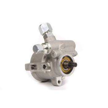 "Sweet Manufacturing - Sweet Aluminum Power Steering Pump w/ 3/8"" Hex Drive (Pump Only - No Brackets)"
