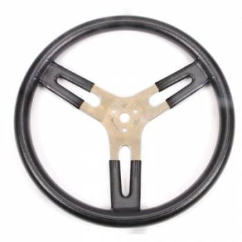 "Sweet Manufacturing - Sweet 15"" Flat Aluminum Steering Wheel"