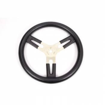 """Sweet Manufacturing - Sweet 15"""" Steering Wheel - Large Grip - Flat"""