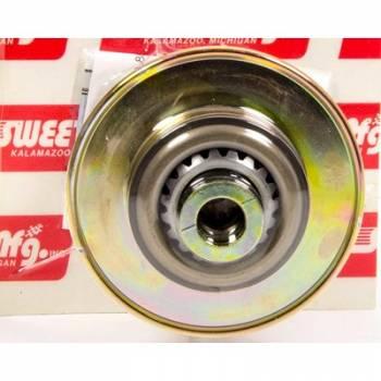 Sweet Manufacturing - Sweet Steering Wheel Steel Quick Release Hub - For Sweet Adjustable Steering Column