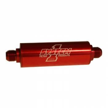 System 1 - System 1 Engine Inline Scavenge Oil Filter - #16 Billet
