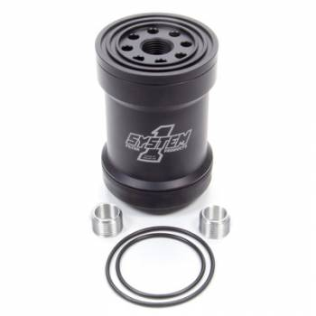 System 1 - System 1 Filtration Billet Fuel Filter - 10-Micron No Bypass - EFI Pro Modified