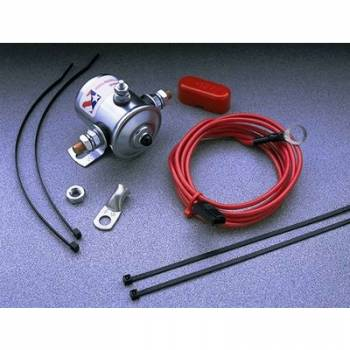 Taylor Cable Products - Taylor Hot Start / Bump Start Solenoid Kit - Chevy and Ford