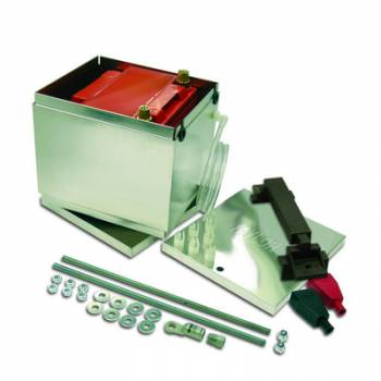"""Taylor Cable Products - Taylor Aluminum Battery Box - 9.5"""" x 8.25in. x 7.75"""""""