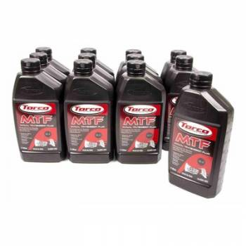 Torco - Torco MTF Manual Transmission Fluid - 1 Liter (Case of 12)