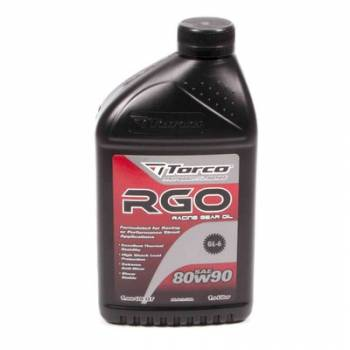 Torco - Torco RGO Racing Gear Oil - SAE 80W90 - 1 Liter