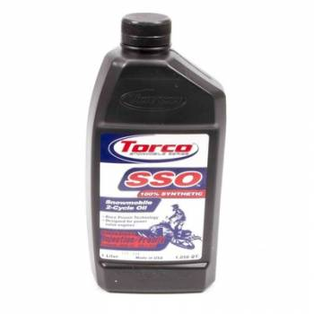 Torco - Torco SSO Synthetic Snowmobile 2-Cycle Oil - 1 Liter