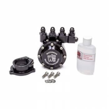 Waterman Racing Components - Waterman Fuel Pump 450 Sprint w/Manifold 4 Port