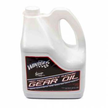 Winters Performance Products - Winters Semi-Synthetic Rear End Lube w/ Moly - 80-90-140W - 1 Gallon