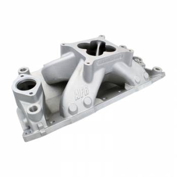 Airflow Research (AFR) - AFR SB Chevy Aluminum Intake Manifold Eliminator Race