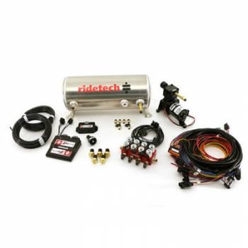 RideTech - RideTech 3 Gallon Compressor Kit W/RidePro X Control
