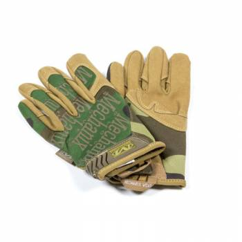 Mechanix Wear - Mechanix Wear Mechanical Glove Woodland Camo X-Large