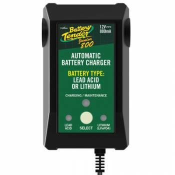 Battery Tender - Battery Tender Battery Tender Jr. Acid/ Lithium Compatible