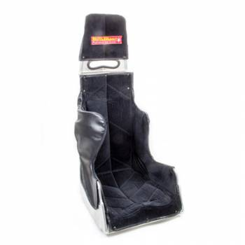 ButlerBuilt Motorsports Equipment - ButlerBuilt Cover For 17 Inch Seat Black