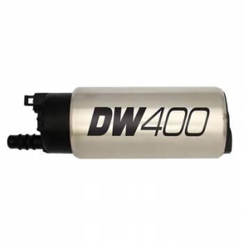 DeatschWerks - DeatschWerks DW400 In-Tank Fuel Pump w/ 9-1041 Install Kit