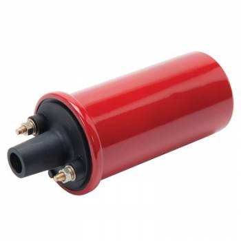 Edelbrock - Edelbrock Max-Fire Ignition Coil Oil Filled - Red