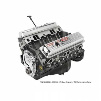 GM Performance Parts - GM Performance Crate Engine - SB Chevy 350/330HP