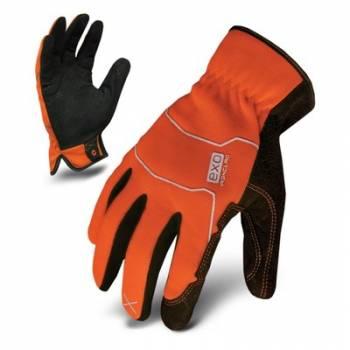 Ironclad Performance Wear - Ironclad EXO Hi-Viz Utility Safety Orange Large