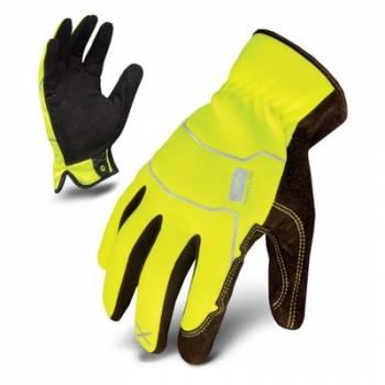 Ironclad Performance Wear - Ironclad EXO Hi-Viz Utility Safety Yellow Large