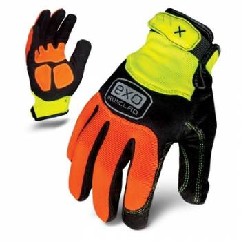 Ironclad Performance Wear - Ironclad EXO Hi-Viz Abrasion X-Large